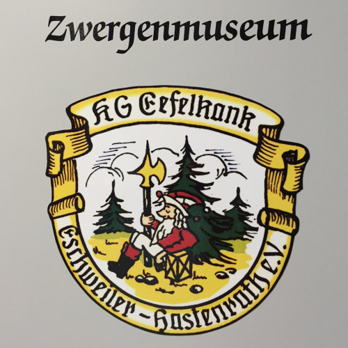 Wappen Zwergenmuseun